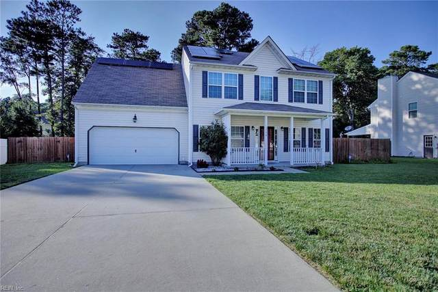 3754 Mariners Dr, Gloucester County, VA 23072 (#10389572) :: Berkshire Hathaway HomeServices Towne Realty