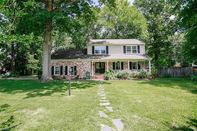101 Bonito Dr, York County, VA 23692 (#10389592) :: Berkshire Hathaway HomeServices Towne Realty