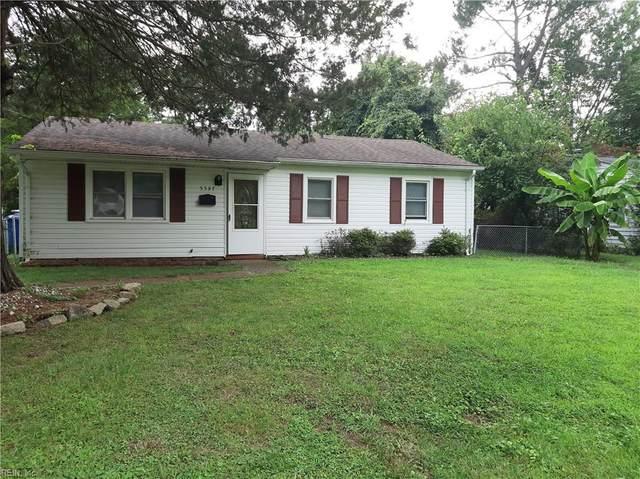 5597 Patricia Dr, Newport News, VA 23608 (#10389613) :: The Kris Weaver Real Estate Team