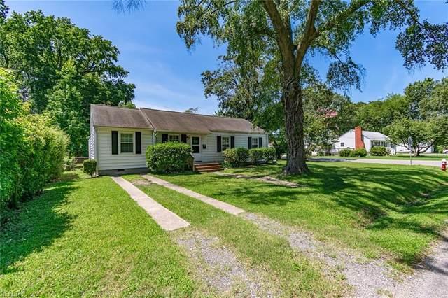 125 Patrician Dr, Hampton, VA 23666 (#10389629) :: Berkshire Hathaway HomeServices Towne Realty