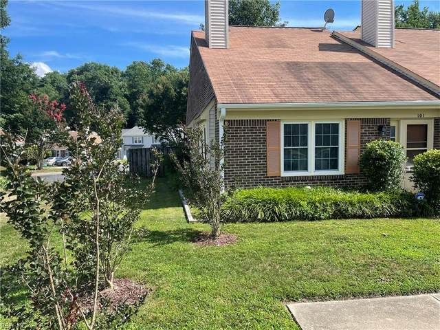 101 Farmstead Pl, York County, VA 23692 (#10389674) :: Crescas Real Estate