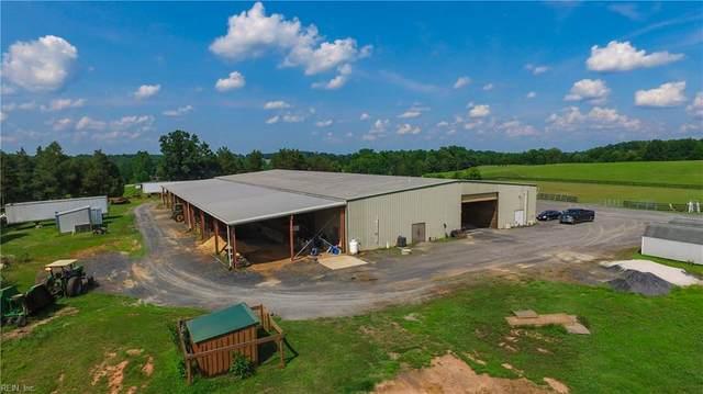 2266 High Rock Rd, Cumberland County VA, VA 23040 (#10389793) :: Avalon Real Estate