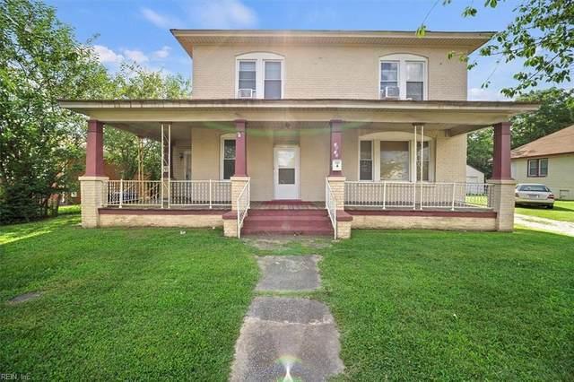 1812 Camden Ave, Portsmouth, VA 23704 (#10389804) :: Crescas Real Estate
