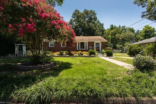 510 Pagewood Dr, Newport News, VA 23602 (#10390096) :: Momentum Real Estate