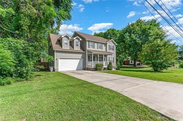 1105 Old Buckroe Rd, Hampton, VA 23663 (#10390330) :: Crescas Real Estate