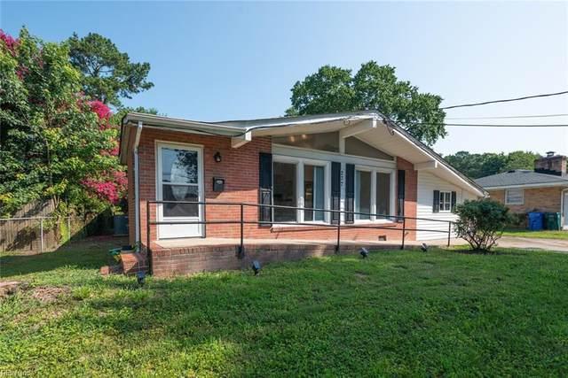 237 Eastwood Dr, Newport News, VA 23602 (#10390339) :: Avalon Real Estate