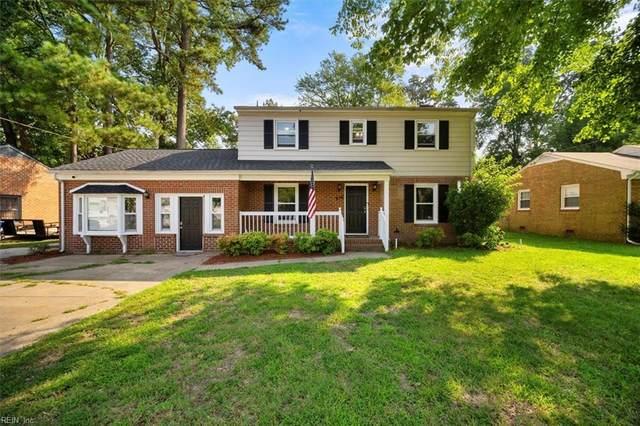936 Moyer Rd, Newport News, VA 23608 (MLS #10390513) :: Howard Hanna Real Estate Services