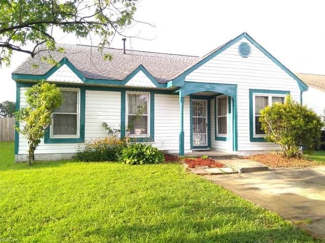 1252 Northvale Dr, Virginia Beach, VA 23464 (MLS #10390518) :: AtCoastal Realty