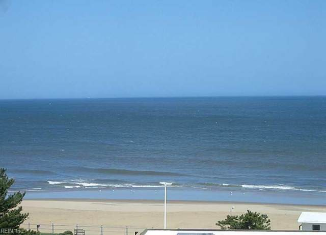 4004 Atlantic Ave #603, Virginia Beach, VA 23451 (#10390542) :: Atkinson Realty