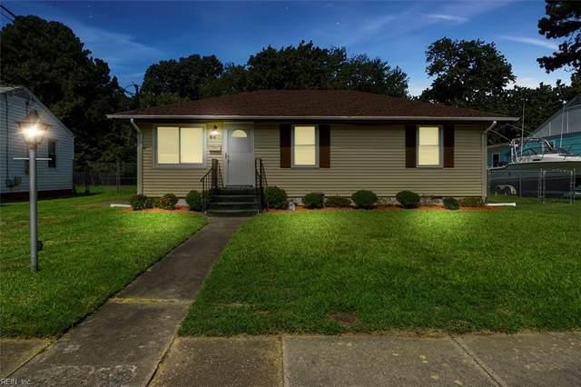 44 Wellington Dr, Hampton, VA 23666 (#10390590) :: Crescas Real Estate