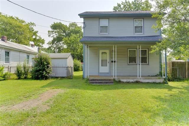 649 Chautauqua Ave, Portsmouth, VA 23707 (#10390679) :: The Bell Tower Real Estate Team