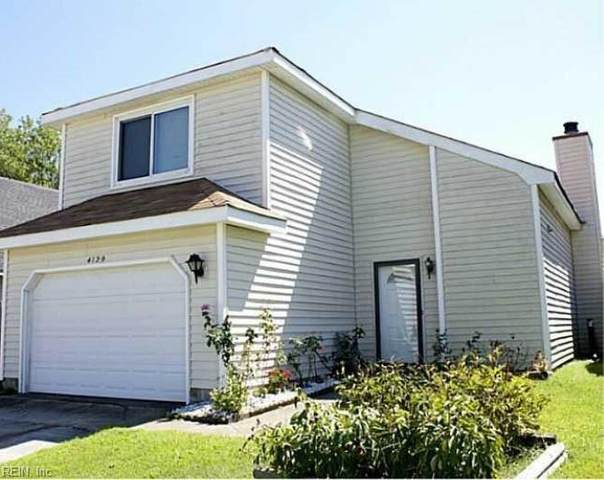 4129 Ohare Dr, Virginia Beach, VA 23453 (#10390850) :: The Bell Tower Real Estate Team