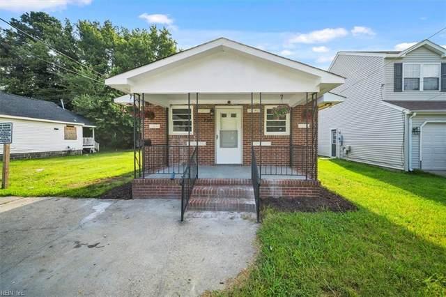 720 Spruce St, Hampton, VA 23661 (#10391458) :: Judy Reed Realty