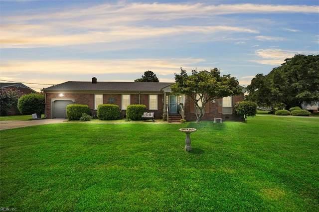 21 Routten Rd, Hampton, VA 23664 (#10391600) :: Kristie Weaver, REALTOR