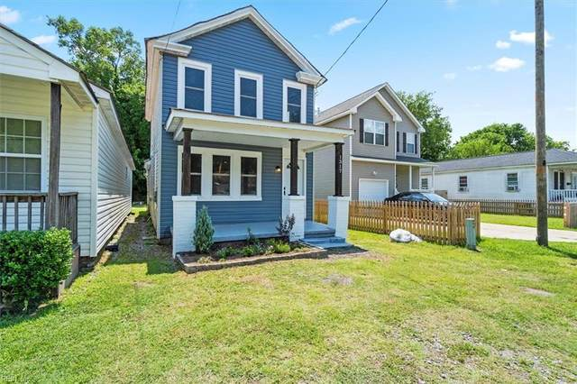 1317 Summit Ave, Portsmouth, VA 23704 (#10391736) :: The Bell Tower Real Estate Team