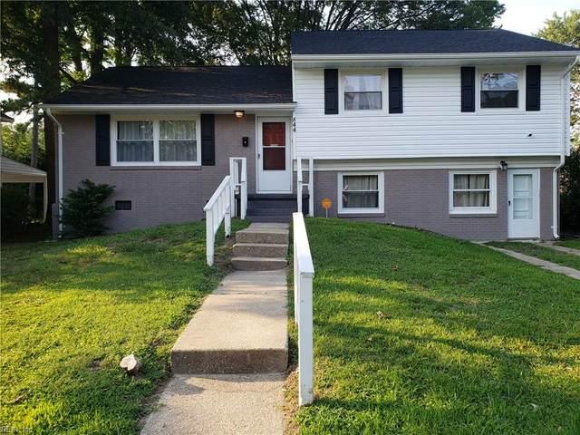 844 Weymouth Ter, Hampton, VA 23666 (MLS #10391746) :: Howard Hanna Real Estate Services