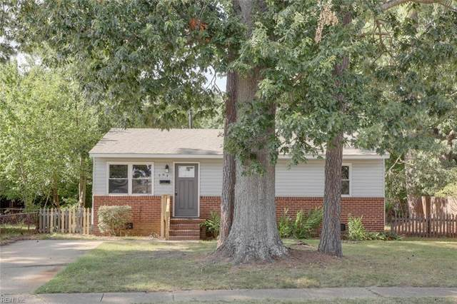 504 Rogers Ave, Hampton, VA 23664 (#10392096) :: Avalon Real Estate