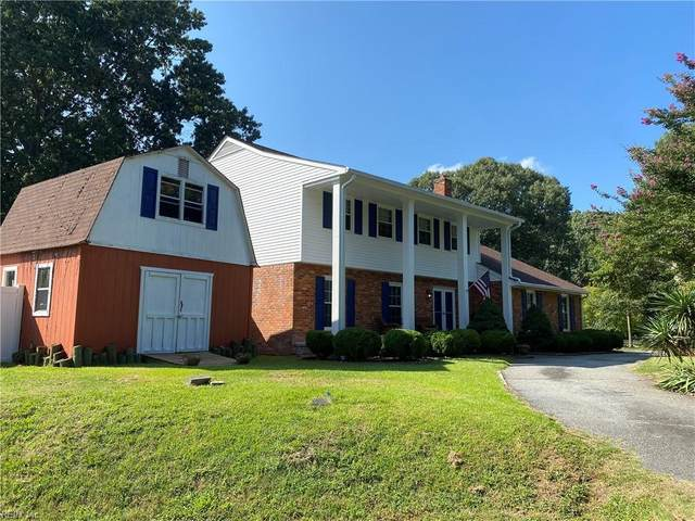 1568 Pine Tree Dr, Gloucester County, VA 23062 (MLS #10392187) :: Howard Hanna Real Estate Services