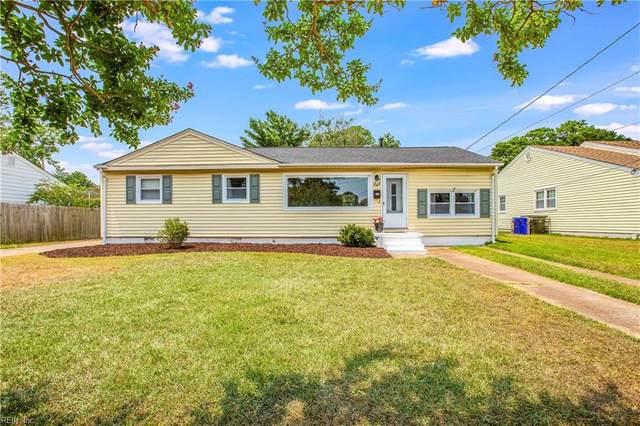 8133 Baywood Dr, Norfolk, VA 23518 (#10392390) :: Momentum Real Estate