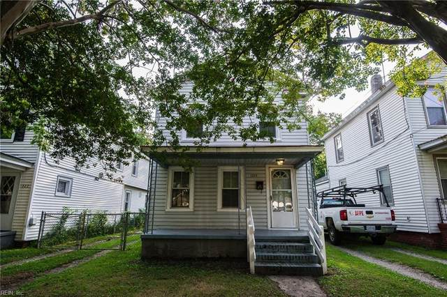 1320 Hull St, Chesapeake, VA 23324 (#10392803) :: Rocket Real Estate