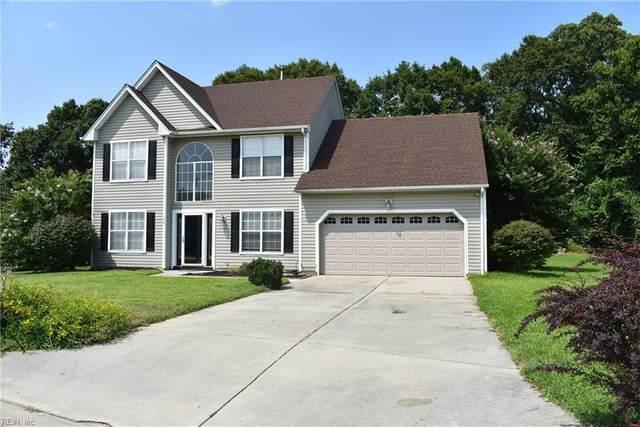 152 Woodlake Ter, Suffolk, VA 23434 (#10392953) :: Momentum Real Estate