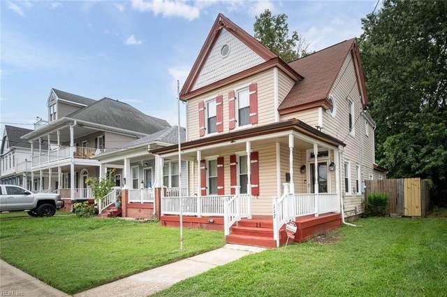 117 Segar St, Hampton, VA 23663 (#10393031) :: The Kris Weaver Real Estate Team