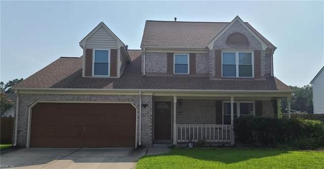 4509 Gibson Ct, Virginia Beach, VA 23456 (MLS #10393050) :: Howard Hanna Real Estate Services