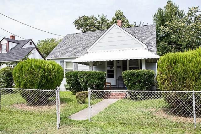 374 Dewey Ave, Hampton, VA 23661 (#10393094) :: Avalon Real Estate