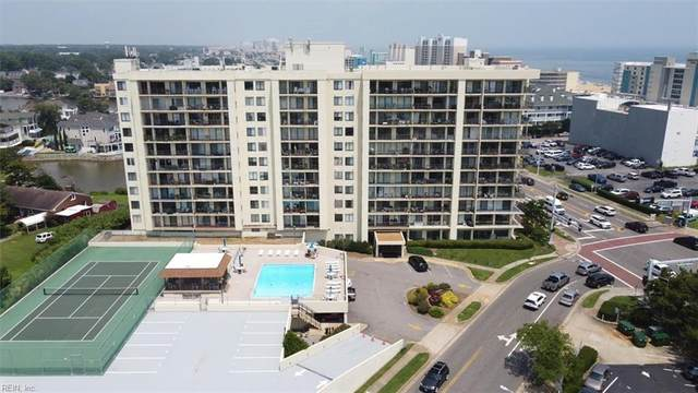 500 Pacific Ave #704, Virginia Beach, VA 23451 (#10393106) :: The Kris Weaver Real Estate Team