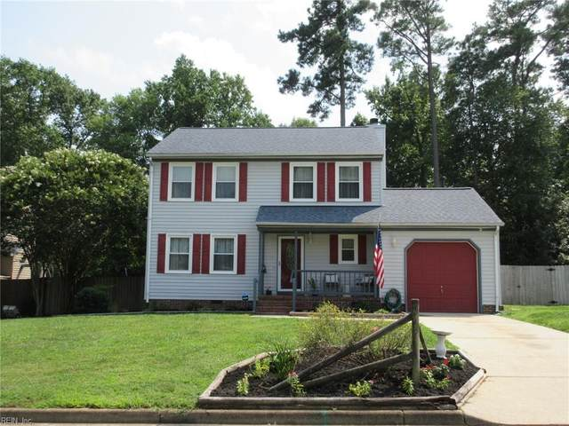 141 Canterbury Rn, Newport News, VA 23602 (#10393318) :: Berkshire Hathaway HomeServices Towne Realty