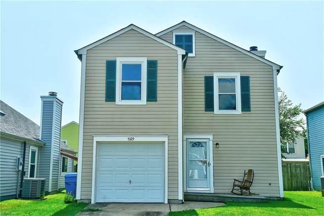 5329 Glenville Cir, Virginia Beach, VA 23464 (#10393360) :: The Kris Weaver Real Estate Team