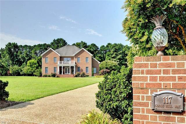 117 Goose Hill Way, Isle of Wight County, VA 23430 (#10393378) :: Rocket Real Estate