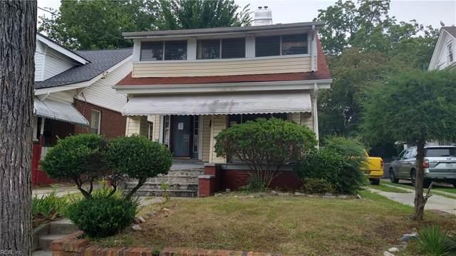 624 Michigan Ave, Norfolk, VA 23508 (#10393386) :: Berkshire Hathaway HomeServices Towne Realty