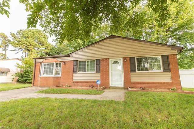3121 Aaron Dr, Chesapeake, VA 23323 (#10393474) :: Team L'Hoste Real Estate