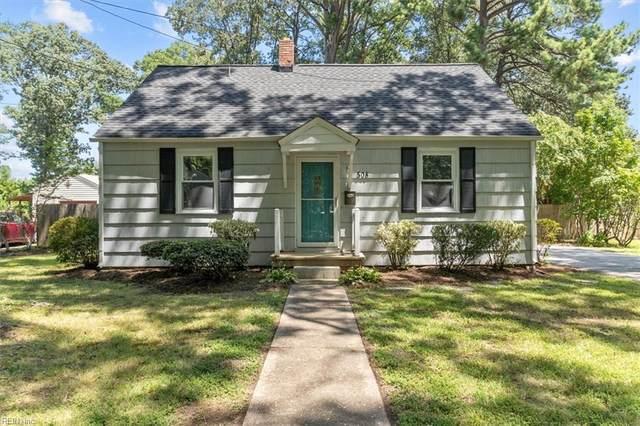 508 Hosier St, Newport News, VA 23601 (#10395146) :: Atlantic Sotheby's International Realty