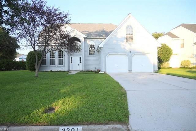 3201 Fayette Dr, Virginia Beach, VA 23456 (#10395213) :: The Kris Weaver Real Estate Team