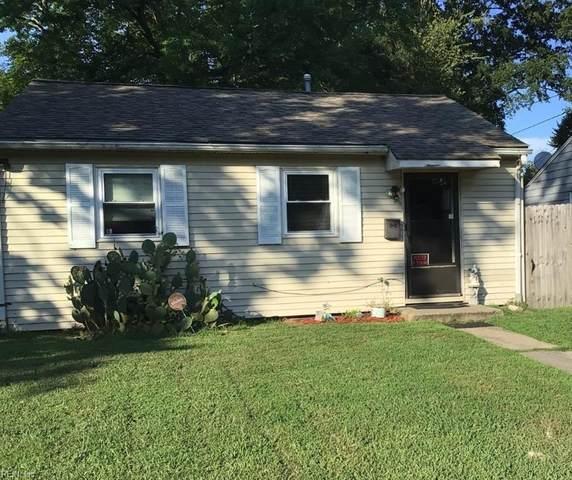 416 Marion Rd, Hampton, VA 23663 (MLS #10395414) :: AtCoastal Realty