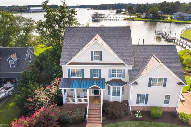 416 Crockett Rd, York County, VA 23696 (#10395669) :: Team L'Hoste Real Estate