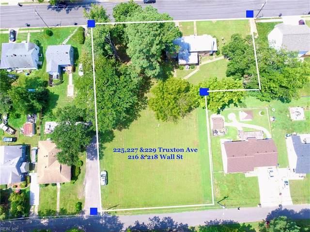 225 Truxton Ave, Portsmouth, VA 23701 (#10395673) :: Austin James Realty LLC