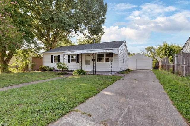 1814 Andrews Blvd, Hampton, VA 23663 (#10395712) :: Austin James Realty LLC