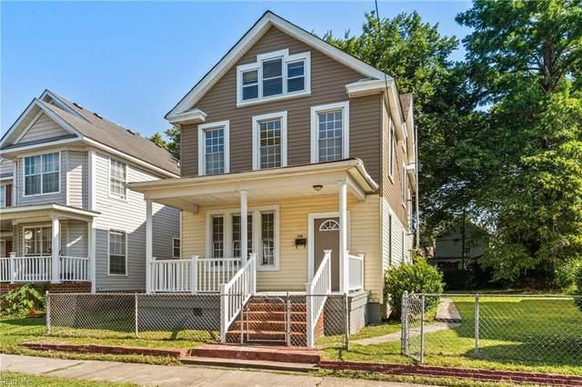 218 Poplar Ave, Norfolk, VA 23523 (#10395827) :: Rocket Real Estate