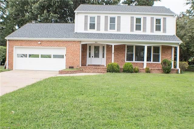327 Swanns Point Cir, Hampton, VA 23669 (#10395973) :: The Kris Weaver Real Estate Team