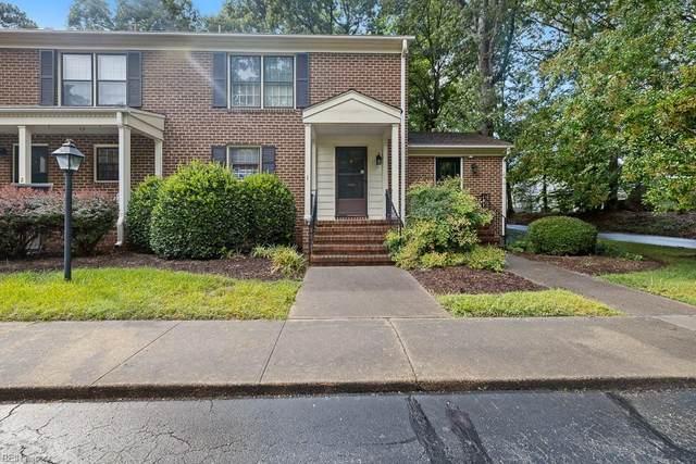 1184 Jamestown Rd #1, Williamsburg, VA 23185 (#10396968) :: Atlantic Sotheby's International Realty
