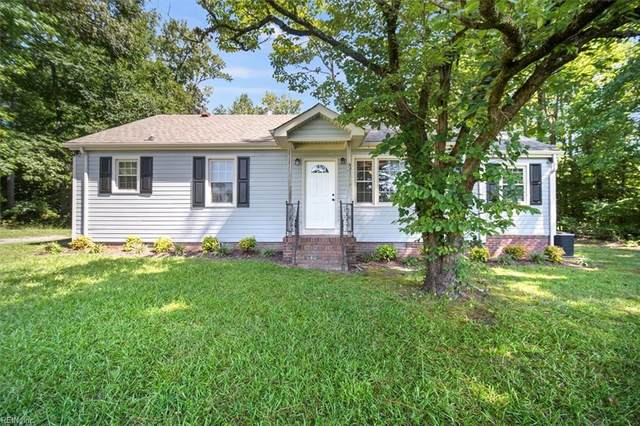 11385 Old Suffolk Rd, Isle of Wight County, VA 23487 (#10397471) :: Austin James Realty LLC