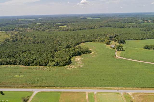 13 Ac Tennessee Rd, Southampton County, VA 23844 (#10397589) :: Rocket Real Estate