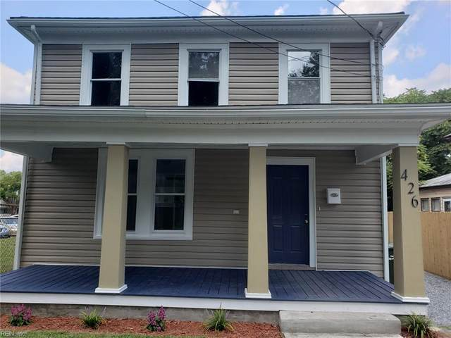 426 Jackson St, Suffolk, VA 23434 (#10397611) :: Atlantic Sotheby's International Realty