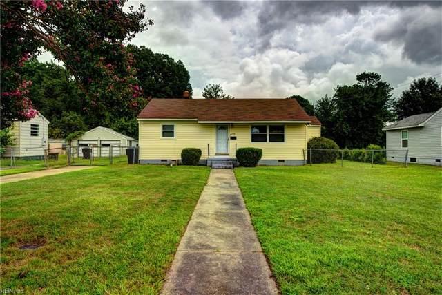 508 Bunche Blvd, Portsmouth, VA 23701 (#10397613) :: The Kris Weaver Real Estate Team
