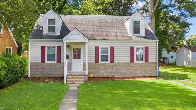 3581 Tennessee Ave, Norfolk, VA 23502 (#10397621) :: The Kris Weaver Real Estate Team