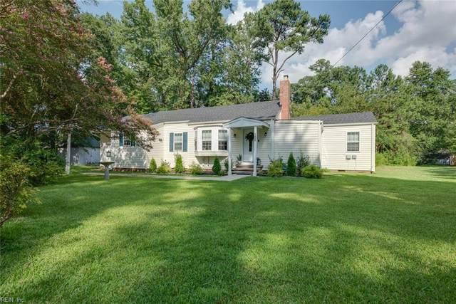 4408 Faigle Rd, Portsmouth, VA 23703 (#10397973) :: The Kris Weaver Real Estate Team