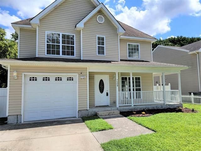 7508 Evelyn T Butts Ave, Norfolk, VA 23513 (#10397996) :: Avalon Real Estate